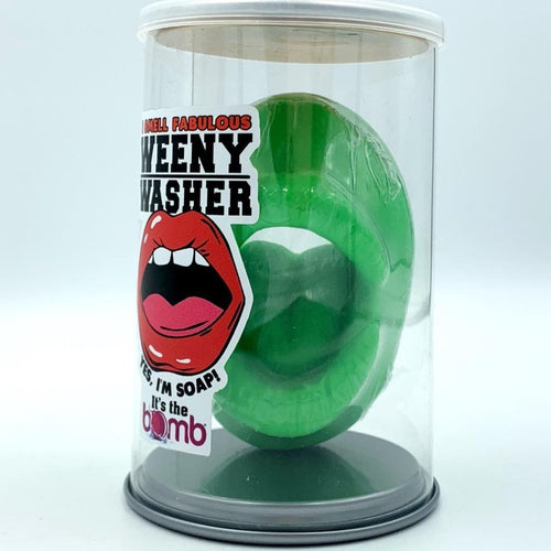 Weenie washer soap, weener cleaner, wiener cleaner, weiner washer, willy washer soap, man gift, man soap, penis soap, Mouth soap, masturbate soap, shower sex soap, dick soap, shower masturbation, masturbator, gag gift soap, sexy gift, gay gift for him novelty gift, bachelor, gay, penis soap, martian green soap, Gag Gift