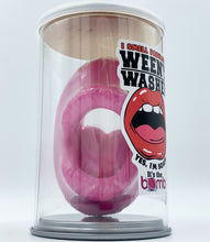 Load image into Gallery viewer, Weenie washer soap, weener cleaner, wiener cleaner, weiner washer, willy washer soap, man gift, man soap, penis soap, Mouth soap, masturbate soap, shower sex soap, dick soap, shower masturbation, masturbator, gag gift soap, sexy gift, gay gift for him novelty gift, bachelor, gay, penis soap, pink penis soap, gag gift