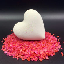 Load image into Gallery viewer, Bath Bomb Hearts ~ Variety bowl