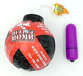 Bath bomb bullet surprise vibrator, itsthebomb.com, its the bomb, bath bomb, birthday heart, valentine, mothers day, dick soap, naughty soaps, party, gay party, decorations, party time, swinger party, chalk cock, dickys, bachelor party, gay party, bachelorette party, wedding gift, gay wedding gift, made in America, USA, sperm, Suzy bubbles, naughty party, gag