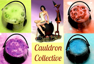 Cauldrons, Spooky Bath Bomb Combination choices