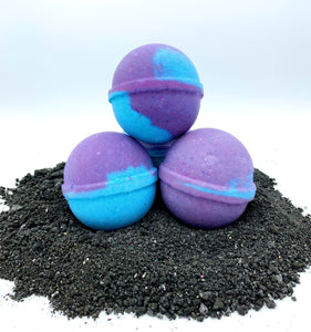 Bath Bomb 'Ur-A-Fruit Loop' Bath Bombs. Made in the USA