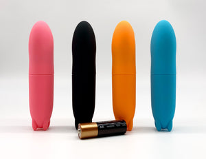 Vibrator, battery operated vibrator, bullet vibrator, torpedo vibrator, travel vibrator, torpedo travel vibrator, battery operated, waterproof