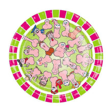 Load image into Gallery viewer, Naughty Paper Plates, Napkins & Straws ~ Adult Party