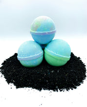 Load image into Gallery viewer, Bath Bomb 'Kissing Mermaids' Bath Bombs (wholesale) Made in the USA