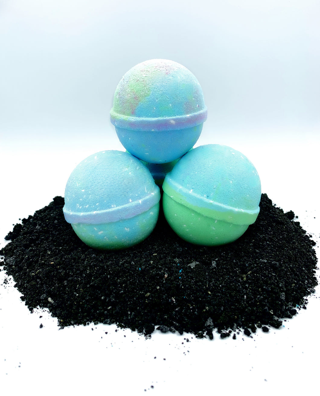 Bath Bomb 'Kissing Mermaids' Bath Bombs (wholesale) Made in the USA