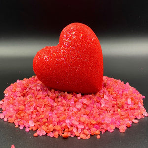 Lovers bath bomb, Valentine big bath bomb, Heart bath bombs, heart bath bombs bulk, bulk heart bath bombs, bath bomb heart, love bath bomb, valentine, bathroom decorations, bachelorette wedding gift, made in USA, hearts valentines