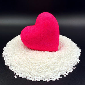 Valentine bath bomb, Heart bombs, heart bath bombs bulk, bulk heart bath bombs, Bath bomb bullet surprise, vibrator, itsthebomb.com, its the bomb, bath bomb, heart, valentine, dick soap, naughty soaps, party, decorations, party time, swinger party, bachelorette wedding gift, made in USA, hearts valentines