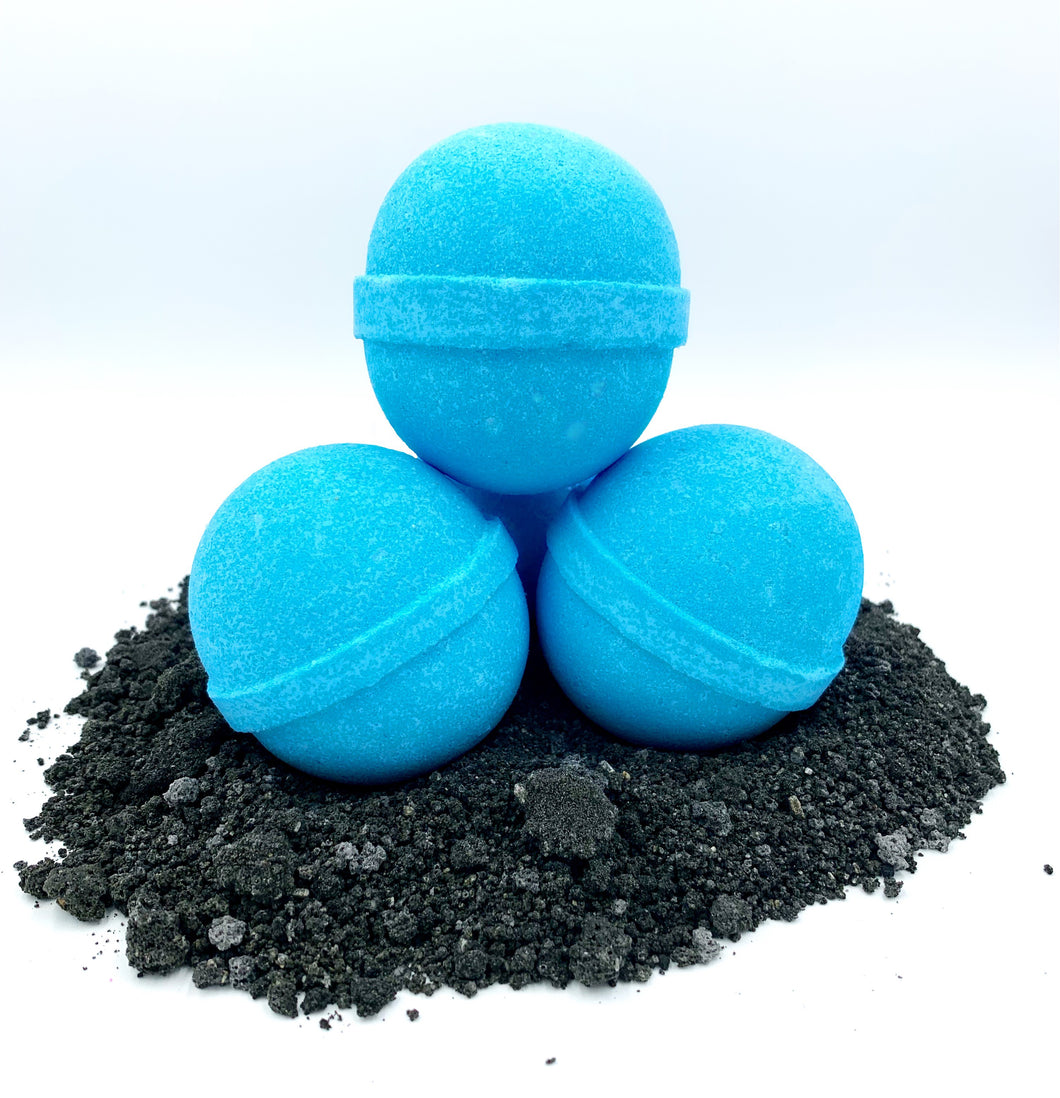 Blue Balls Bath Bombs