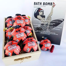 Load image into Gallery viewer, vibrator bullet bath bomb surprise, vibrator bath bombs with a surprise, vibrator bath bomb, Cbd bath bombs, Cbd bath bomb, bath tub vibrator, bath tub waterproof vibrator, me time vibrator, massager vibrator bath tub