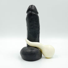 Load image into Gallery viewer, dick soap, penis soap, stroker dick soap, gay party, sperm gift, I swallow, don't swallow, dick soap with suction cup, gag gift, golf gift, Itsthebomb.com, it's the bomb, bath bomb surprise, sex party, sexy soap, sexy gift, dick soap, penis soap suction cup, rainbow, gay gift gift for him or her, bath, novelty gift, bachelorette, bachelor, wedding party, gay, penis soap, vagina soap, suzy bubbles, gay wedding party, surprise gift, indulge, chalk cock, sensual living, poobomb, swinger, shower novelties