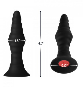 Vibrating vibrator butt plug with remote, butt plug with remote, vibrating butt plug, small vibrating butt plug, vibrator butt plug, Butt Plug large vibrator