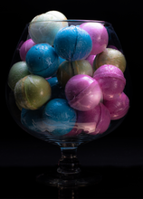 Load image into Gallery viewer, Bath bombs, bath bomb, bath bomb, Cbd bath bomb, bath bomb bullet surprise vibrator, itsthebomb.com, its the bomb bath bomb, swinger party, candy lip bath bomb, gay party, bachelorette party, wedding gift, gay wedding gift, made in America, USA,