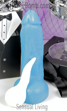 Load image into Gallery viewer, Penis soap, dick soap, sperm gift, dick soap with suction cup, gag gift, it's the bomb, sex party, sexy soap, sexy gift, dick soap, penis soap suction cup, gay gift gift for him or her, novelty gift, bachelorette, bachelor, wedding party, gay penis soap, gay wedding party, surprise gift, swinger party soap