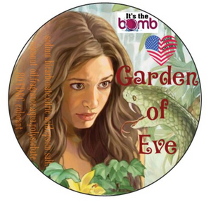 Bath Bomb 'Garden of Eve' Bath Bombs Made in the USA
