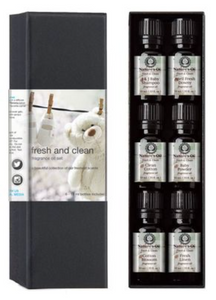 Fragrance oil Fresh & Clean Collection
