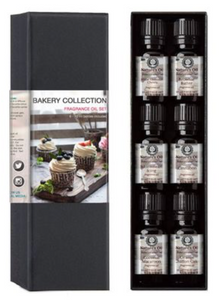 Bakery Fragrance Oil Collection