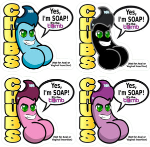 Chubs' Soap Collection