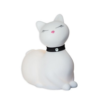 Load image into Gallery viewer, Here Kitty Kitty~White Massager
