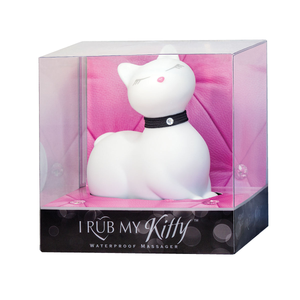 Here Kitty Kitty~White Massager