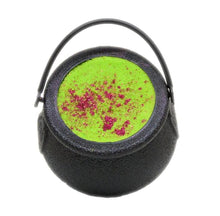 Load image into Gallery viewer, Cauldrons, 'Alien Ooze' Spooky Bath Bomb