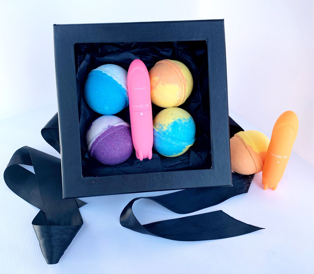 Vibrator gift set, vibrator drop ship, torpedo vibrator, lush bath bomb, fizzy bath, bathing gift set, BATHING gift set, bath vibrator, BATH BOMBS, bath bomb set with vibrator, bath bomb gift set, bath bomb gift box, bath bomb bulk, BATH BOMB, BATH bomb vibrator gift set