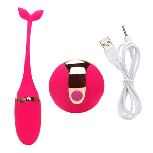 Little Whale, 'Here fishy fishy' Vibration Massager