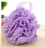 Load image into Gallery viewer, Panty Lace Loofah Bath Balls. Big & Luscious