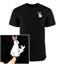 Load image into Gallery viewer, PeepTees ~ Rabbits in Love
