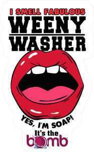 'Weeny Washer' aka 'The Mouth'