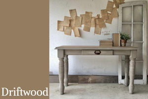 Driftwood | Clay-Based All-In-One Décor Paint