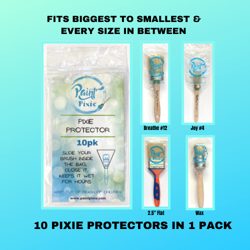 Pixie Protector | Paint Brush Protectors