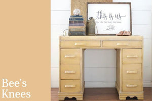 Bee's Knees | Clay-Based All-In-One Décor Paint