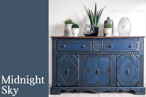 Midnight Sky | Clay-Based All-In-One Décor Paint