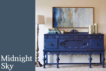 Load image into Gallery viewer, Midnight Sky | Clay-Based All-In-One Décor Paint