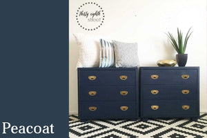 Peacoat | Clay-Based All-In-One Décor Paint