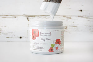 Lazy Linen | Clay-Based All-In-One Décor Paint