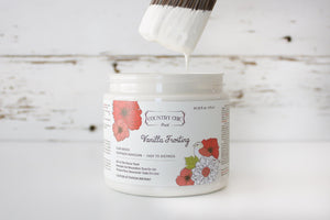 Vanilla Frosting | Clay-Based All-In-One Décor Paint