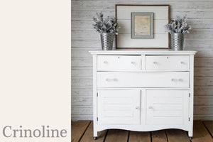 Crinoline | Clay-Based All-In-One Décor Paint