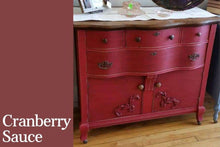 Load image into Gallery viewer, Cranberry Sauce | Clay-Based All-In-One Décor Paint