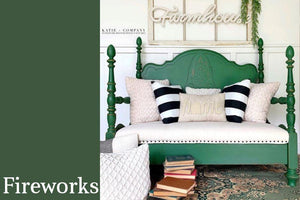 Fireworks | Clay-Based All-In-One Décor Paint