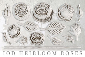 Heirloom Roses | Décor Mould