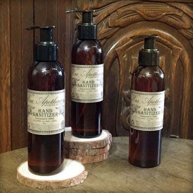 Hand Sanitizer Gel -Unscented | Wax Apothecary