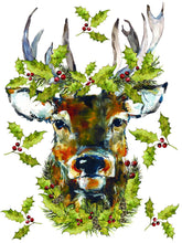 Load image into Gallery viewer, Woodland Christmas Décor Transfer | AVAILABLE OCTOBER 6th