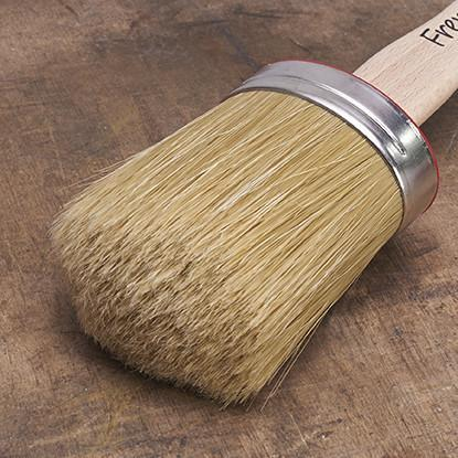 Large Oval Brush - 62mm