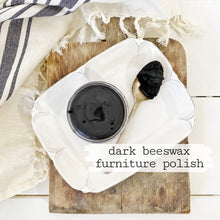 Load image into Gallery viewer, Beeswax Furniture Polish - Dark