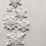 Load image into Gallery viewer, Snowflakes | Décor Mould