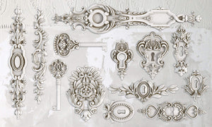 Lock & Key | Décor Mould