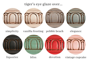 Furniture Glaze | Tiger's Eye