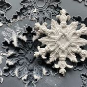 Snowflakes | Décor Mould